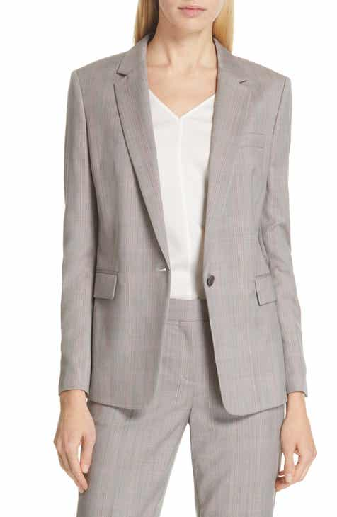 BOSS Janufa Wool Suit Jacket (Regular & Petite) by BOSS HUGO BOSS