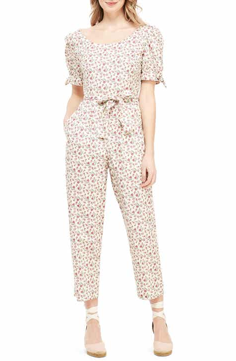 3b12ceb4909 Gal Meets Glam Collection Iris Slim Cut Ankle Length Jumpsuit