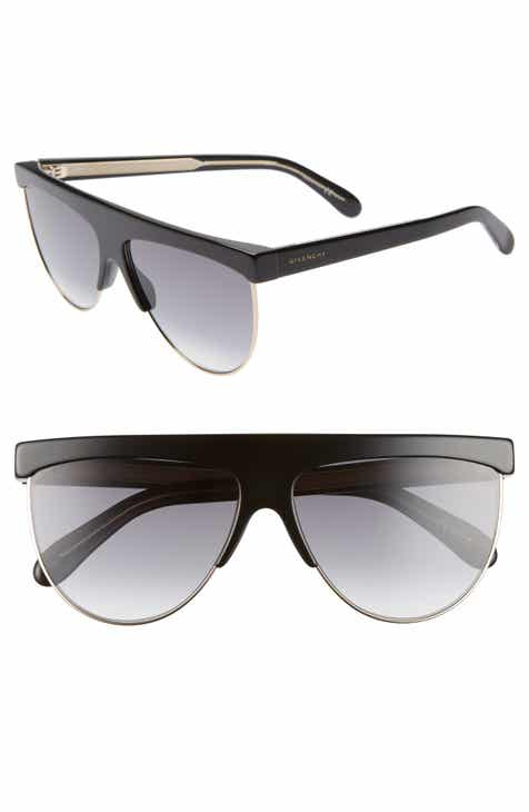 6206155a19b5f Givenchy 62mm Oversize Flat Top Sunglasses