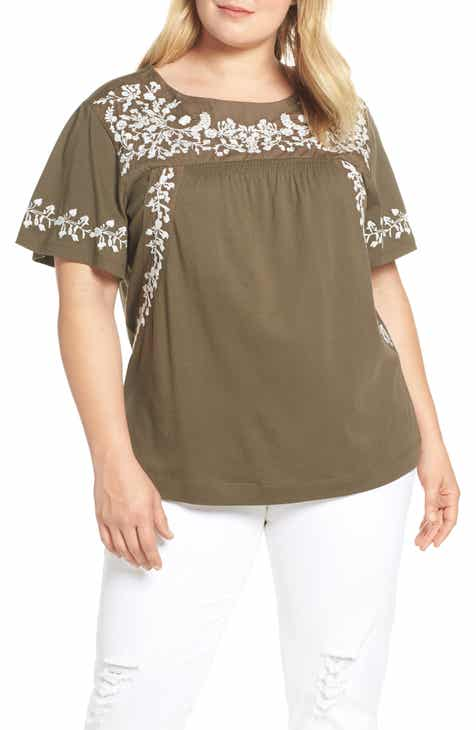 9a8d8a57d0 Green Plus Size Clothing For Women | Nordstrom