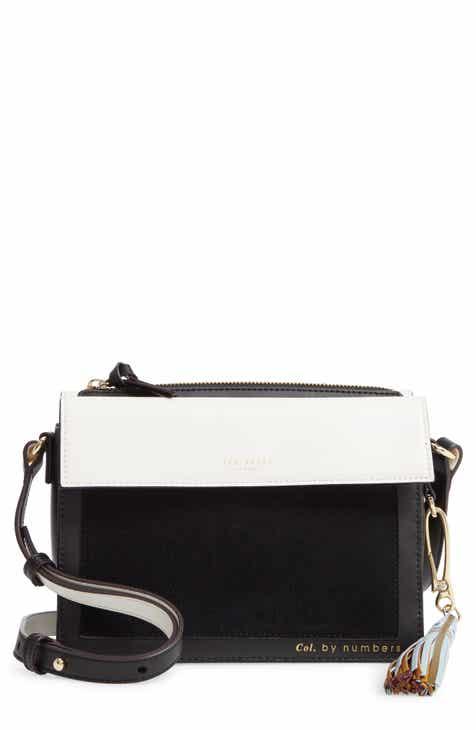 968283766e678 Ted Baker London Colour by Numbers Glacial Leather Crossbody Bag