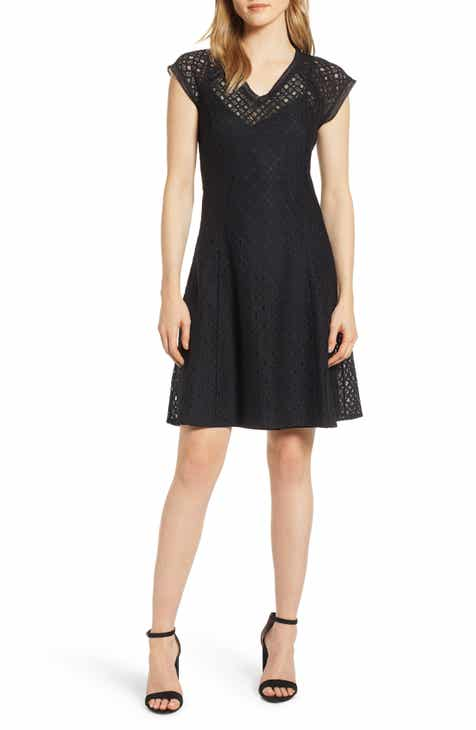 Rosemunde Marbella Fit & Flare Dress