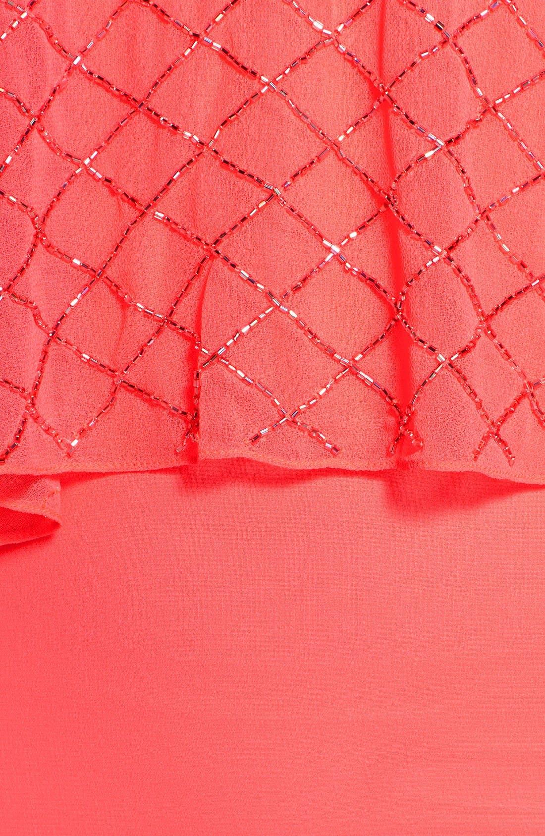 Alternate Image 4  - Needle & Thread Beaded Popover Dress