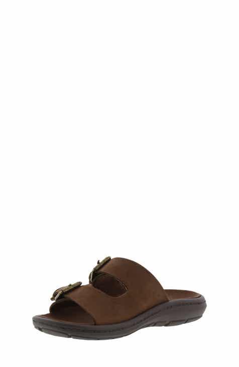 ea8d2a2a3921 Kenneth Cole New York Leaf Leo Slide Sandal (Toddler