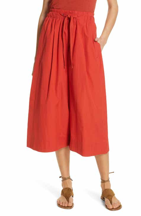 Vince Cotton Culottes by VINCE