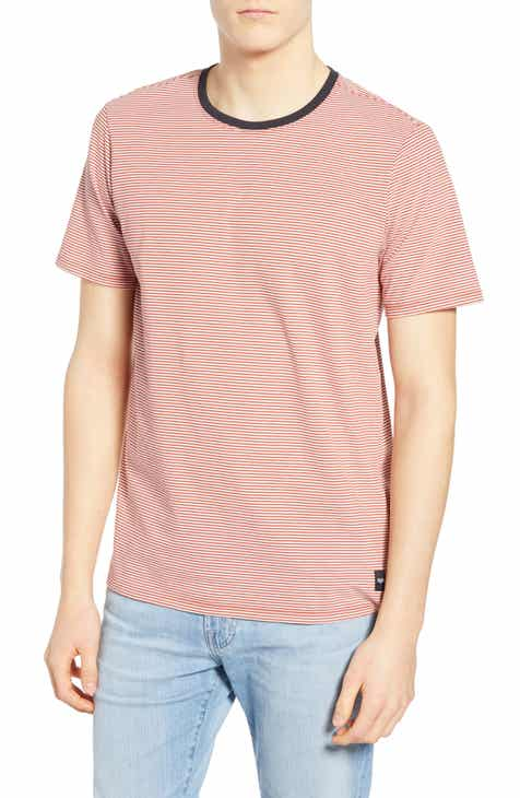 3544a4db881c8 Hurley Harvey Dri-FIT Stripe T-Shirt