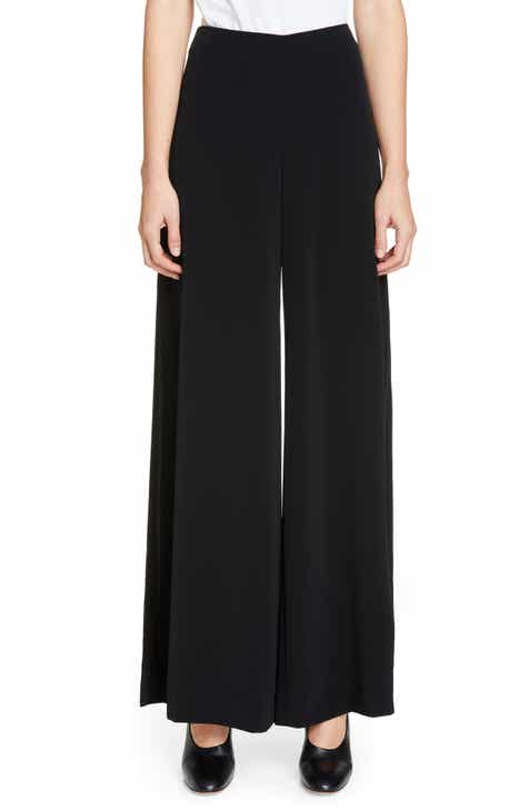 Co High Slit Trousers by CO