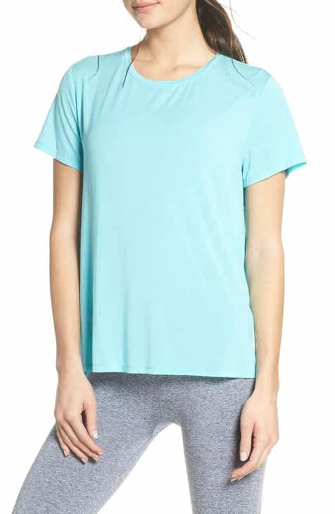 Soul by SoulCycle Keyhole Back Tee by SOUL CYCLE