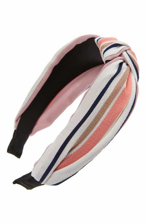 Tasha Stripe Knot Headband c08cf4bf4c1