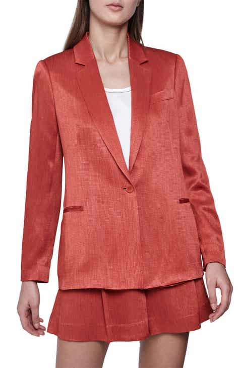 Reiss Ayla Textured Blazer by REISS