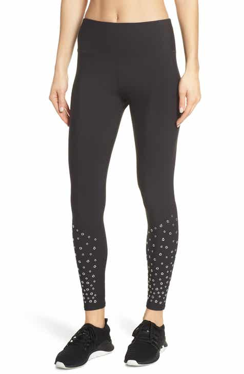 f8dd49ade31 Soul by SoulCycle High Waist Grommet Tights