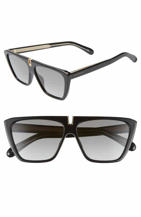 542247ae692 Givenchy 58mm Flat Top Sunglasses