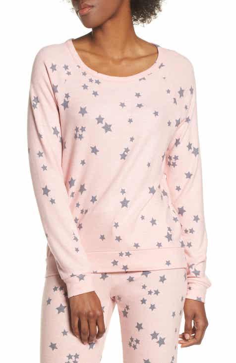 d06d8f71352d PJ Salvage Peachy Party Pajama Top