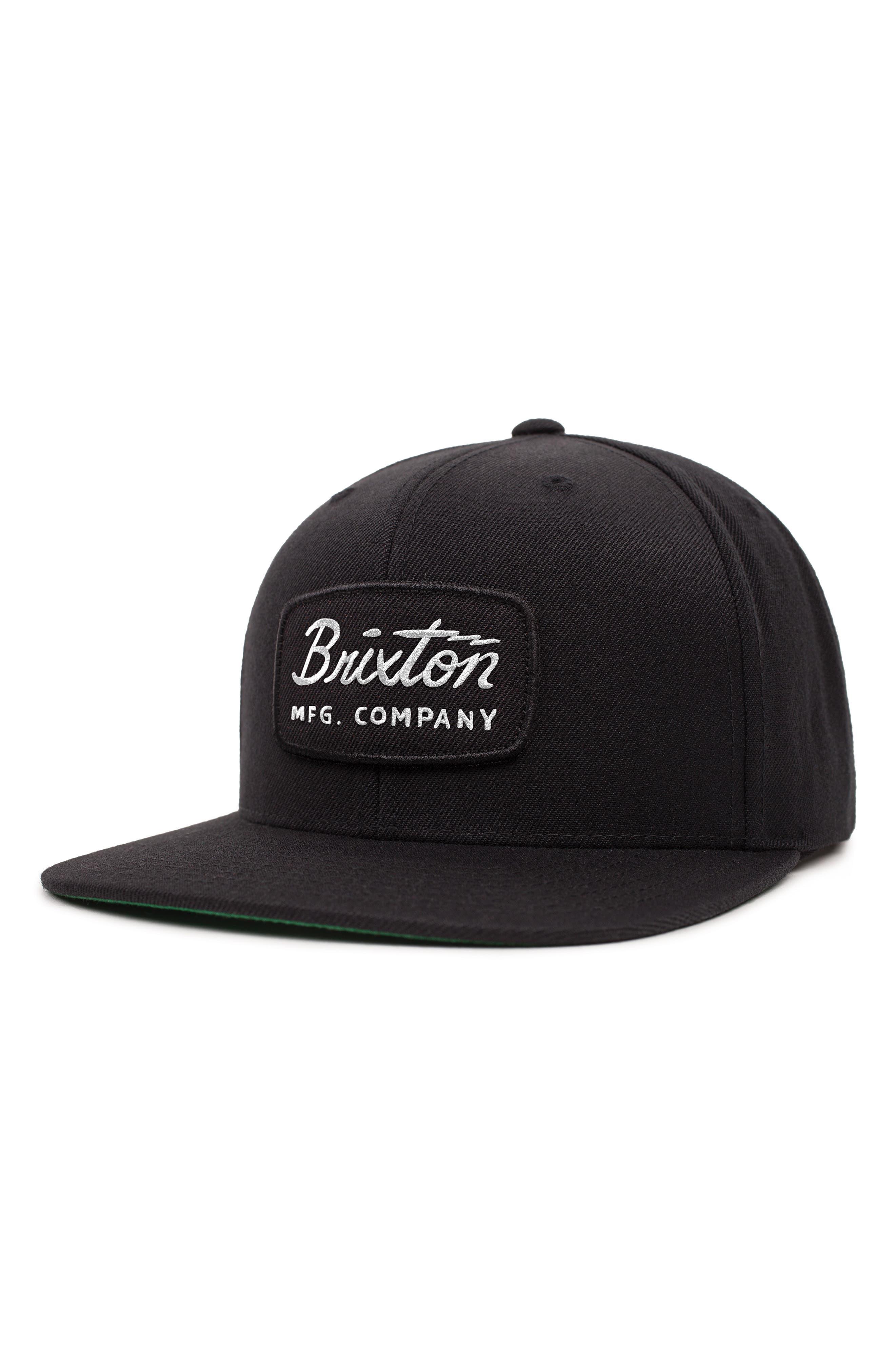e77dca723f29b Black Brixton Hats