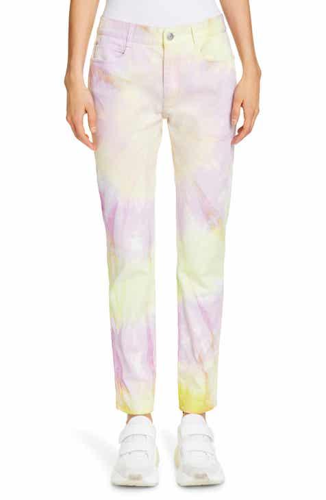 Stella McCartney Tie Dye Skinny Boyfriend Jeans by STELLA MCCARTNEY