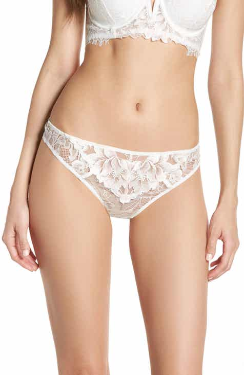 Ann Summers Camealia Thong by ANN SUMMERS