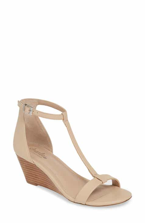 c691f8ef61d Charles by Charles David Georgette Wedge Sandal (Women)