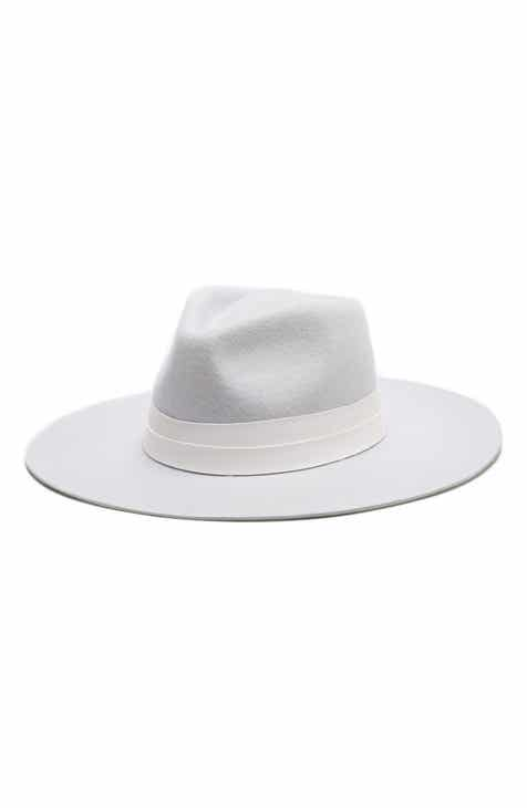 8d00f7ee31e Sole Society Wide Brim Hat