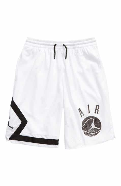 ed4e9433272e12 Jordan Authentic Story Dry Shorts (Big Boys)