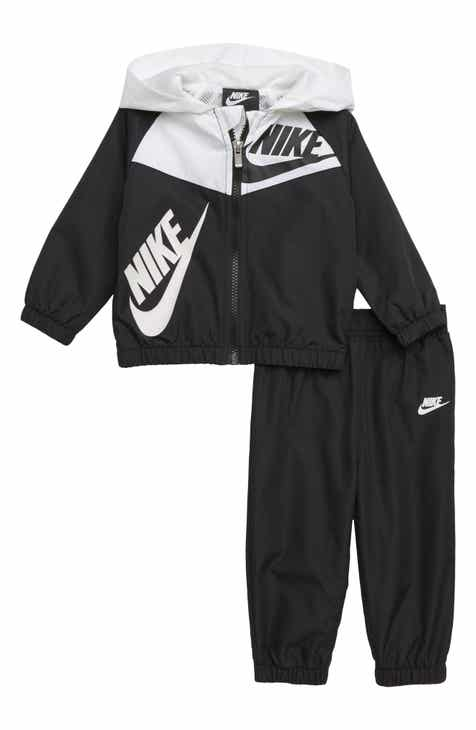 7a56fe79 Nike Split Futura Windrunner Hooded Jacket & Track Pants (Baby)