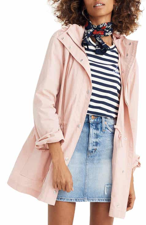 Madewell Water Resistant Raincoat by MADEWELL