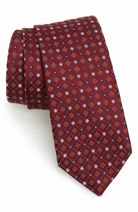 05e4f833877c Nordstrom Men's Shop Coventry Neat Silk Tie