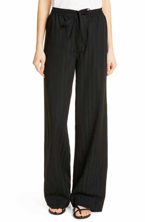Polo Ralph Lauren Tonal Stripe Relaxed Wide Leg Pants 3218435980