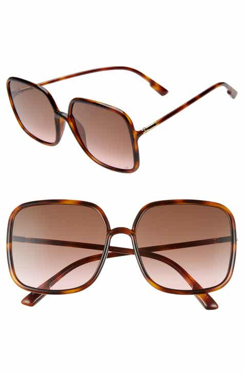 8bc3022a13a Dior Stellair 59mm Square Sunglasses