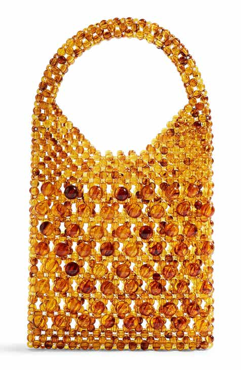 85b6964515 Topshop Goldie Beaded Grab Bag