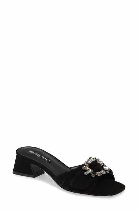 d9cafd4dc992 Donald Pliner Bate Slide Sandal (Women)
