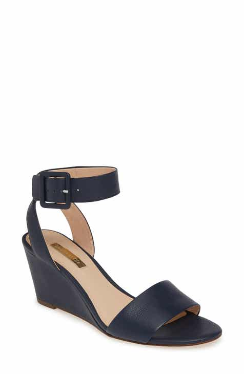 27f3f7ad27a Blue Wedge Sandals for Women | Nordstrom