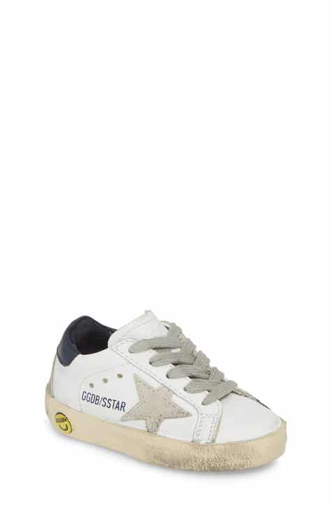 5d42d38574b Golden Goose Superstar Low Top Sneaker (Baby
