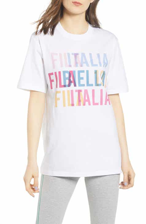 09a5fcc3e83a FILA Dolores Graphic Tee