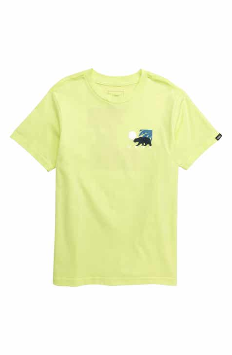 fa2f071293 Vans Cali Winter Graphic T-Shirt (Toddler Boys   Little Boys)