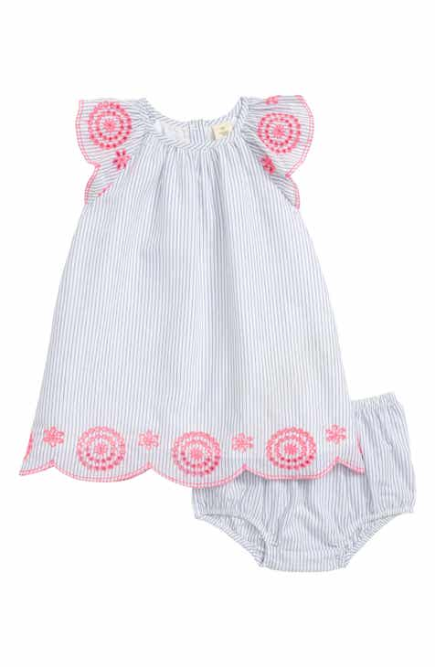 6fc95c0123e Tucker + Tate Stripe Eyelet Dress (Baby).  39.00. Product Image
