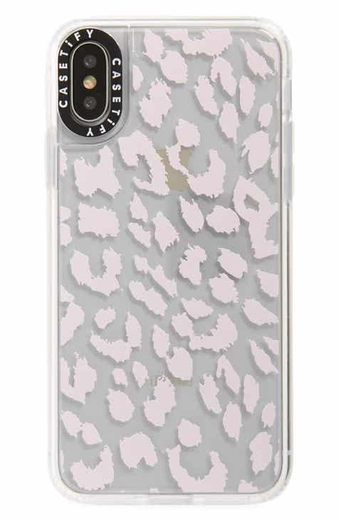 48b688573262ee Casetify Lacie Leopard iPhone X Xs