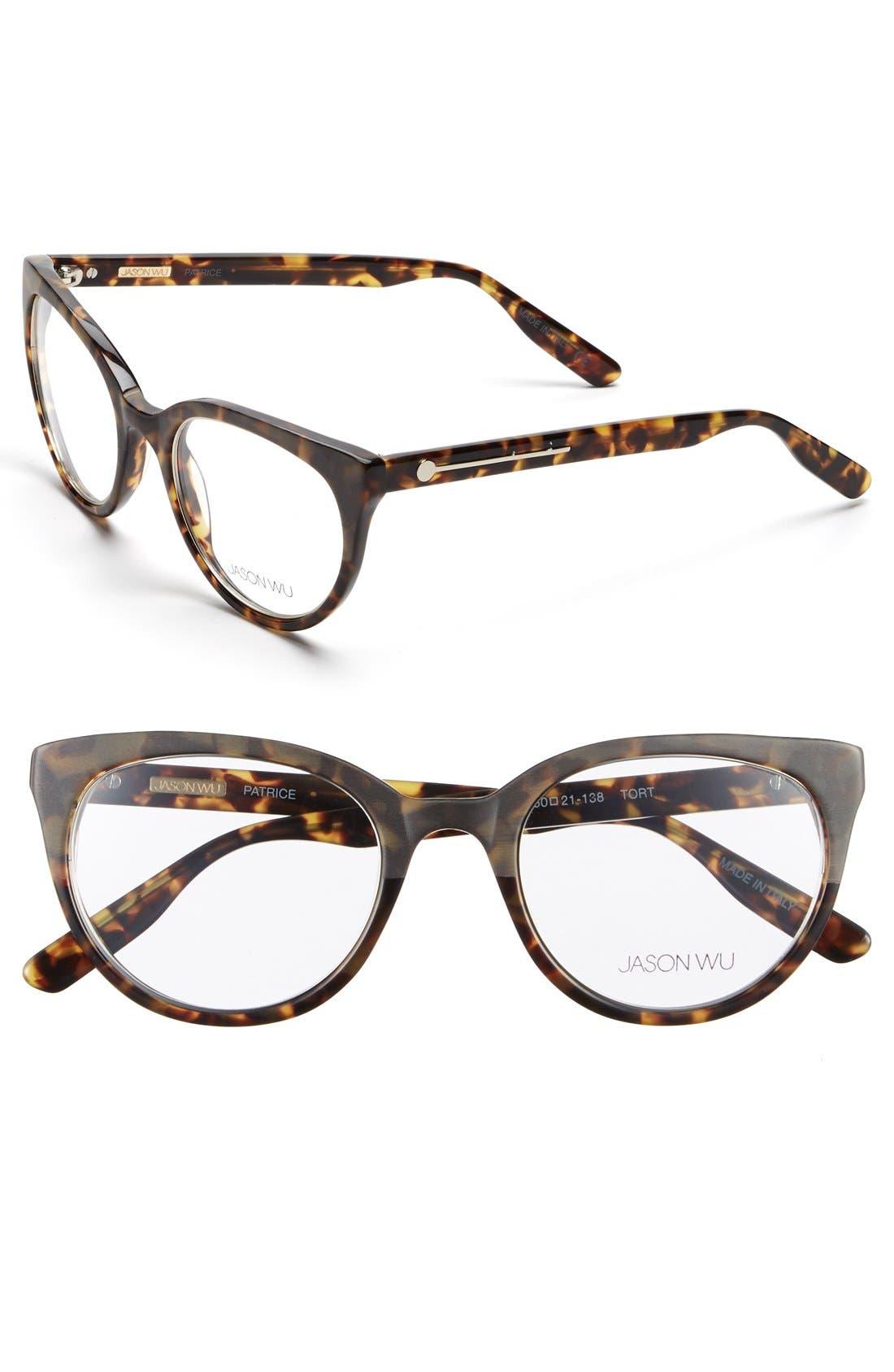 Main Image - Jason Wu 'Patrice' 50mm Optical Glasses
