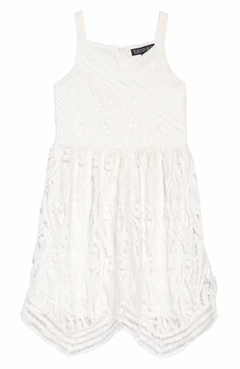 fe6b110101b Trixxi Guipure Lace Dress (Big Girls)