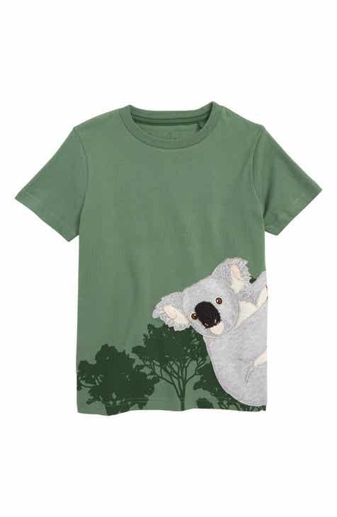 8adc215c60 Mini Boden Koala Appliqué T-Shirt (Toddler Boys, Little Boys & Big Boys)