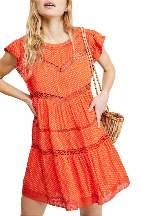 088e2324972 Free People Retro A-Line Dress
