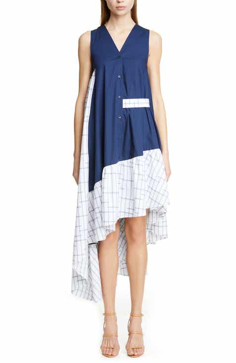8d8464ad38 Palmer Harding Super Sleeveless High Low Dress