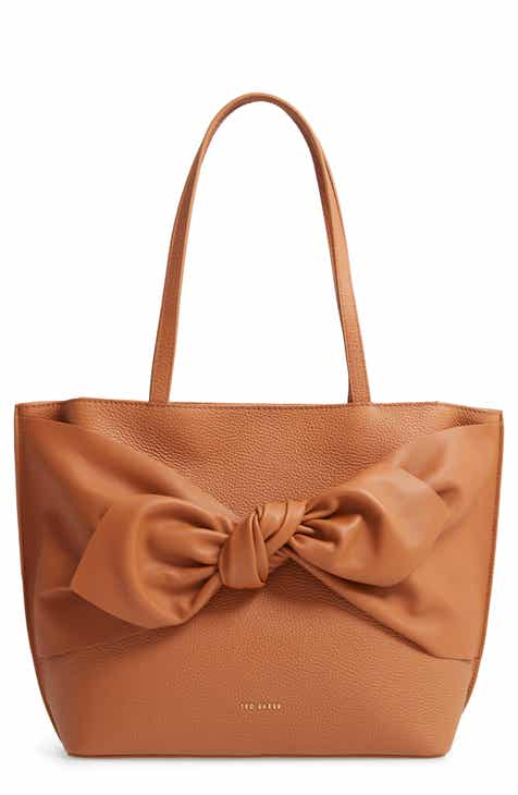 8333af4204eb57 Ted Baker London Diiana Soft Knot Detail Shopper