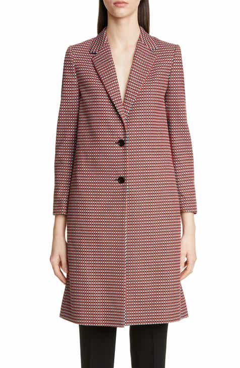 Dries Van Noten Richy Stretch Cotton Jacket by DRIES VAN NOTEN