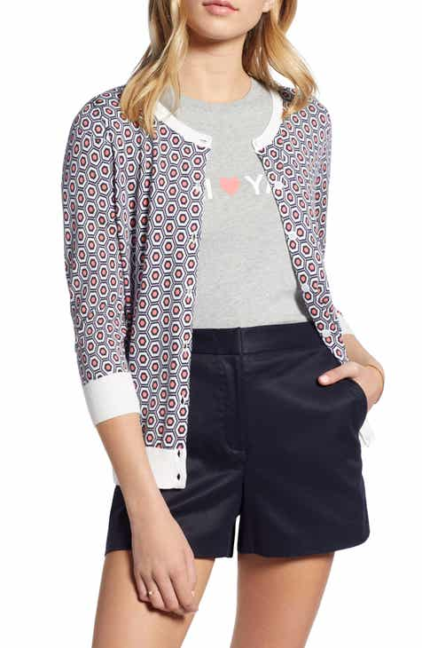 db6a02116 1901 Cotton Blend Cardigan (Regular   Petite)