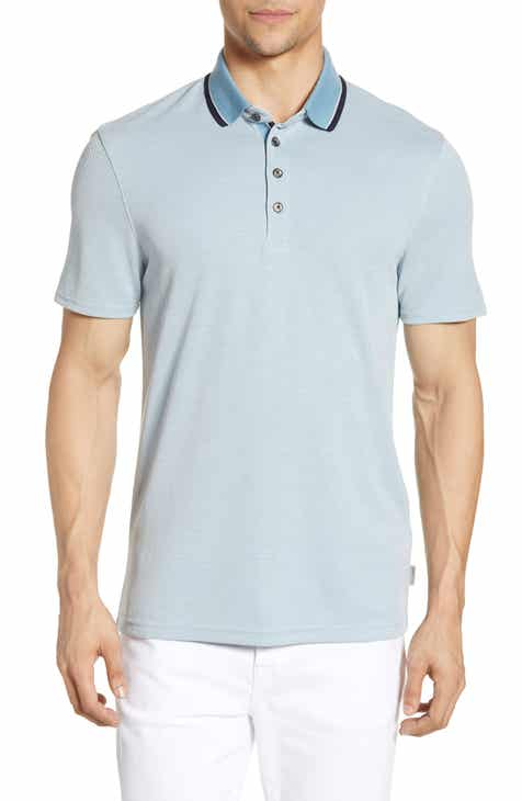 d6d0c993 Ted Baker London Slim Fit Soft Touch Tipped Polo