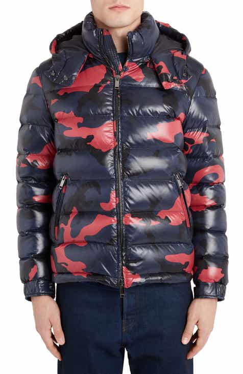 315ccd3593411 Valentino Camo Down Puffer Jacket