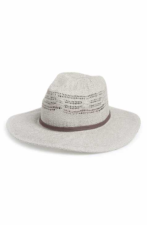 829be009967 Treasure   Bond Open Weave Panama Hat