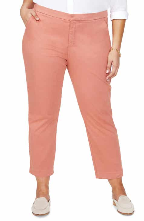 NYDJ Everyday Ankle Trouser Pants (Plus Size) by NYDJ