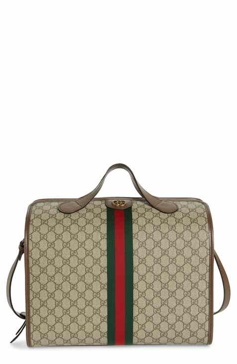 e92a88c760e Gucci Large Ophidia GG Supreme Carry-On Duffel Bag