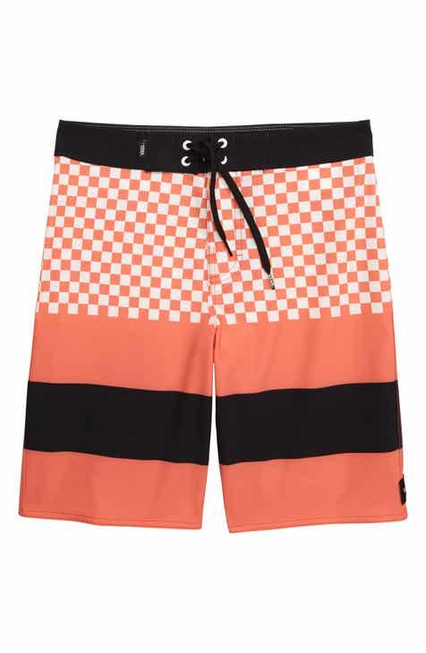 c356d506fe Boys' Vans Swimwear, Swim Trunks & Rashguards | Nordstrom